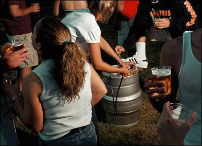 Issues regarding teens and alcohol and ramifications of alcohol abuse